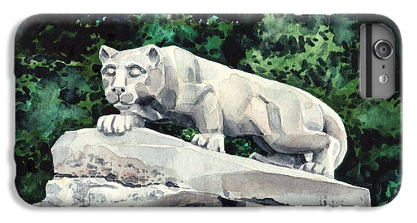 Penn State Nittany Lion Shrine University Happy Valley Joe Paterno IPhone 6s Plus Case