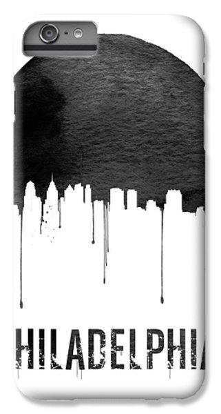 Philadelphia Skyline White IPhone 6s Plus Case