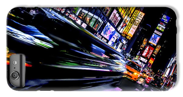 Times Square iPhone 6s Plus Case - Pimp'n It by Az Jackson