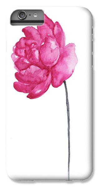 Hot iPhone 6s Plus Case - Pink Peony, Nursery Room Print, Baby Girl Kids Room Decoration,  by Joanna Szmerdt