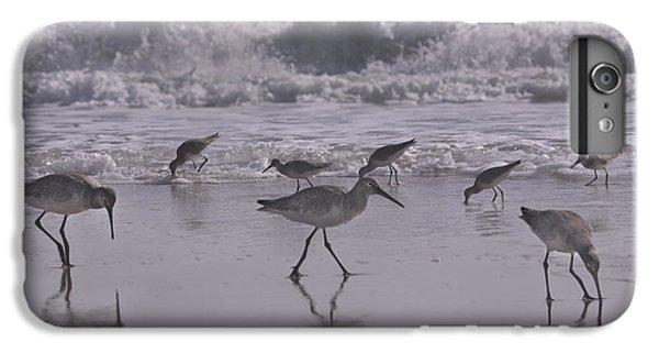 Sandpiper iPhone 6s Plus Case - Piper Paradise by Betsy Knapp