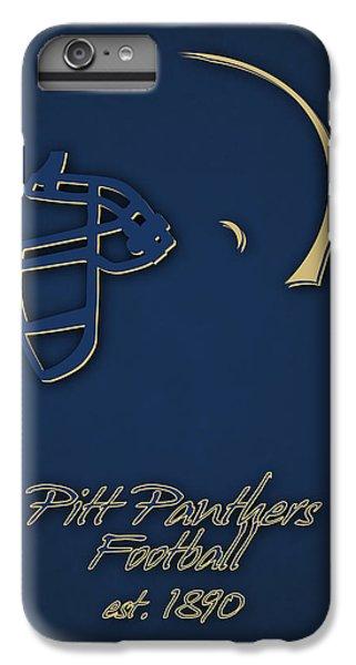 Pitt Panthers IPhone 6s Plus Case by Joe Hamilton
