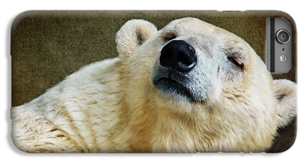 Polar Bear IPhone 6s Plus Case by Angela Doelling AD DESIGN Photo and PhotoArt