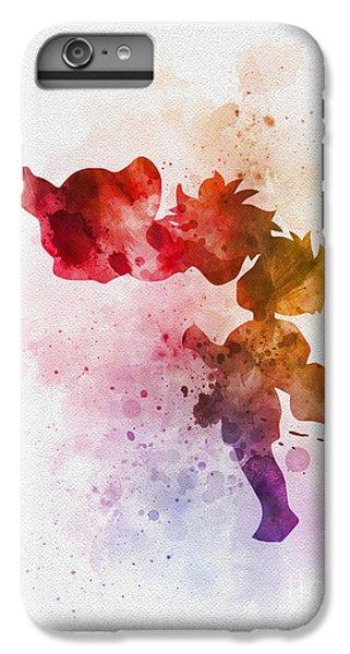 Ponyo IPhone 6s Plus Case by Rebecca Jenkins