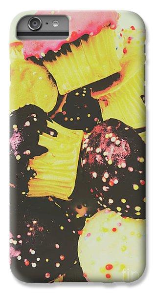 Fairy Cake iPhone 6s Plus Case - Pop Art Bake by Jorgo Photography - Wall Art Gallery