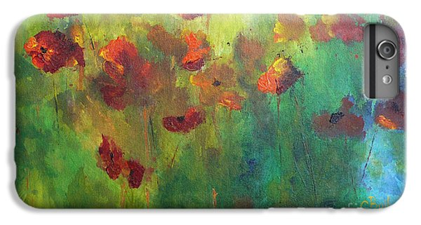 Poppies IPhone 6s Plus Case