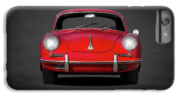 iPhone 6s Plus Case - Porsche 356 by Mark Rogan