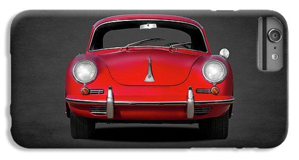 Car iPhone 6s Plus Case - Porsche 356 by Mark Rogan