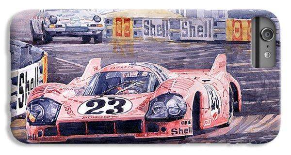 Porsche 917-20 Pink Pig Le Mans 1971 Joest Reinhold IPhone 6s Plus Case