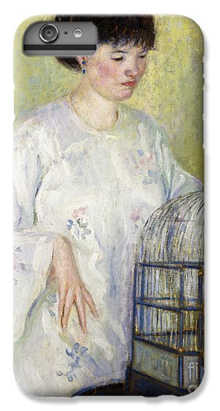 Portrait Of Madame Frieseke IPhone 6s Plus Case