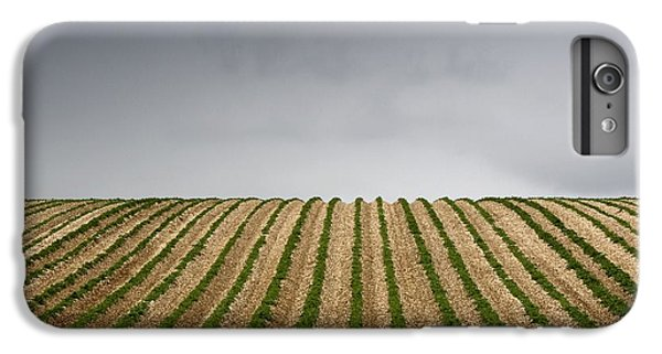 Potato Field IPhone 6s Plus Case by John Short