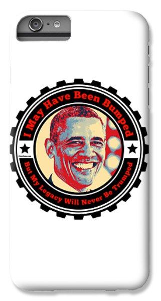 Joe Biden iPhone 6s Plus Case - President Barack Obama  by Firsttees Motivational Artwork