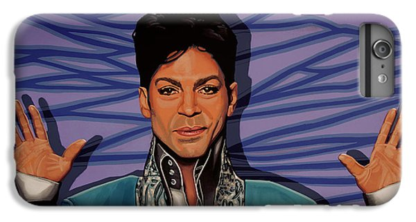 Prince IPhone 6s Plus Case by Paul Meijering