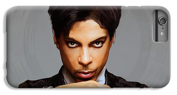 Prince IPhone 6s Plus Case by Paul Tagliamonte