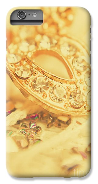 Pendant iPhone 6s Plus Case - Princess Pendant by Jorgo Photography - Wall Art Gallery