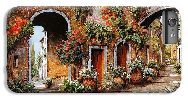 Town iPhone 6s Plus Case - Profumi Di Paese by Guido Borelli