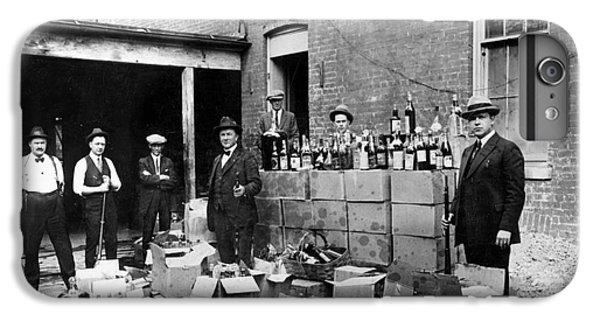 Washington D.c iPhone 6s Plus Case - Prohibition, 1922 - To License For Professional Use Visit Granger.com by Granger