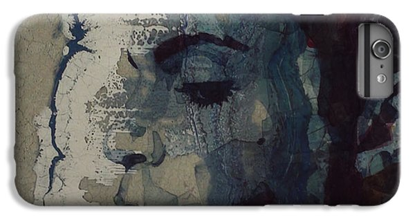 Rhythm And Blues iPhone 6s Plus Case - Purple Rain - Prince by Paul Lovering
