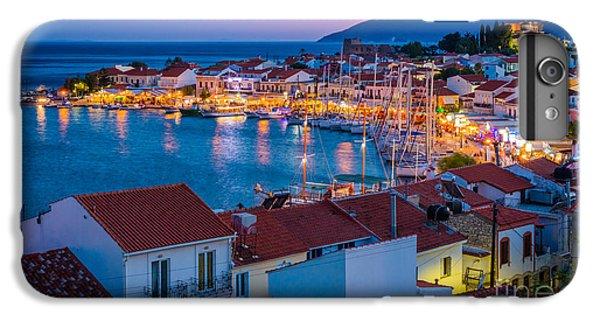 Greece iPhone 6s Plus Case - Pythagoreio Evening by Inge Johnsson