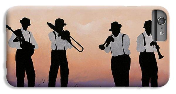 Trumpet iPhone 6s Plus Case - Quattro by Guido Borelli