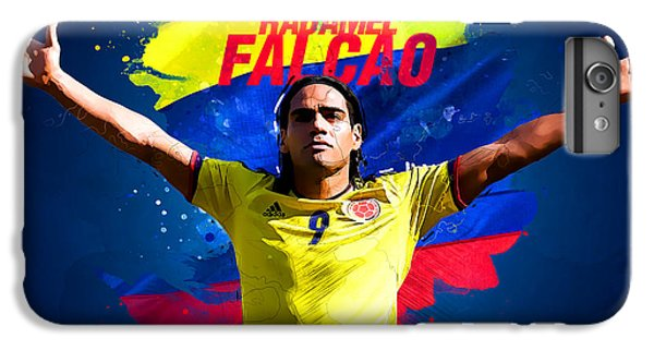 Radamel Falcao IPhone 6s Plus Case