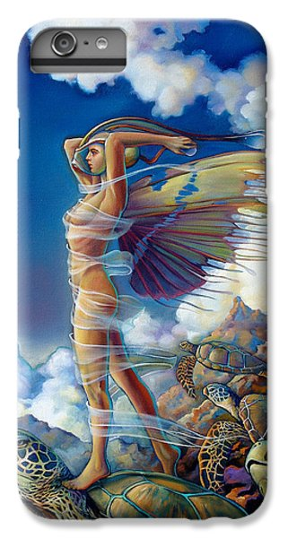 Rapture And The Ecstasea IPhone 6s Plus Case by Patrick Anthony Pierson