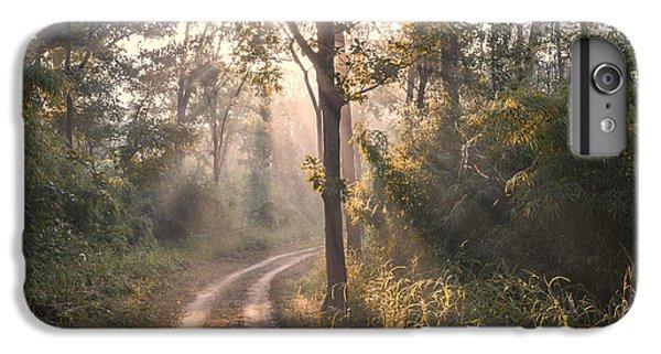 Rays Through Jungle IPhone 6s Plus Case by Hitendra SINKAR