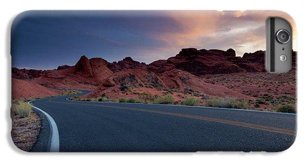 Red Desert Highway IPhone 6s Plus Case