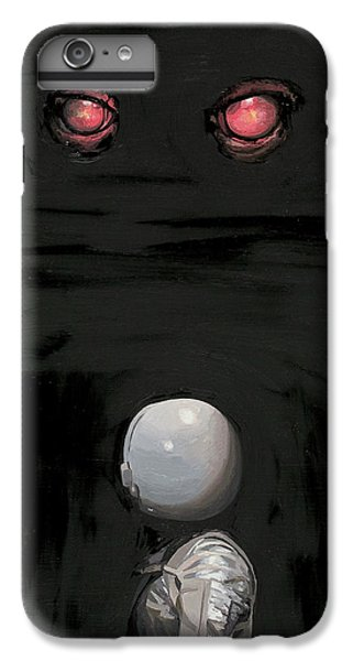 Red Eyes IPhone 6s Plus Case