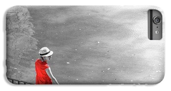 Place iPhone 6s Plus Case - Red Shirt, Black Swanla Seu, Palma De by John Edwards