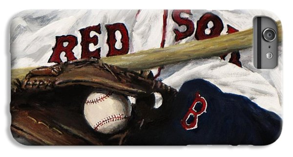 Red Sox Number Nine IPhone 6s Plus Case