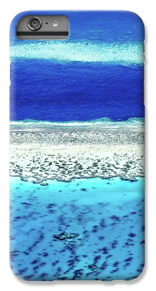 Helicopter iPhone 6s Plus Case - Reefs Edge by Az Jackson