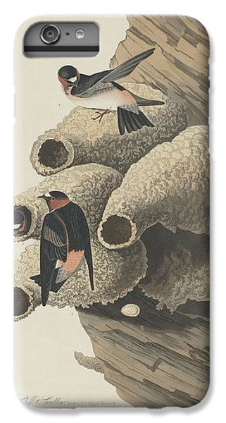 Republican Cliff Swallow IPhone 6s Plus Case by Anton Oreshkin