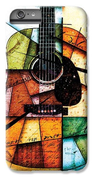 Resonancia En Colores IPhone 6s Plus Case by Gary Bodnar