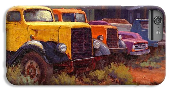 Truck iPhone 6s Plus Case - Retirement Home by Cody DeLong