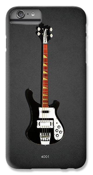 Guitar iPhone 6s Plus Case - Rickenbacker 4001 1979 by Mark Rogan