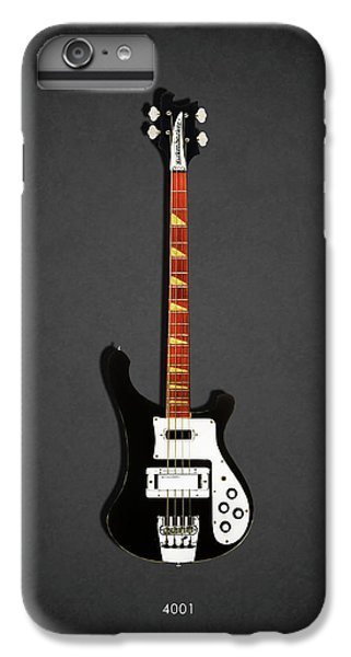 Guitar iPhone 6s Plus Case - Rickenbacker 4001 1979 by Mark Rogan