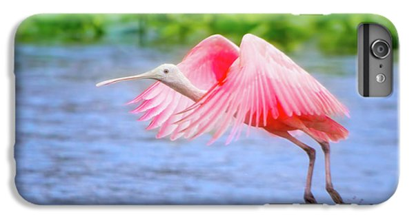 Rise Of The Spoonbill IPhone 6s Plus Case
