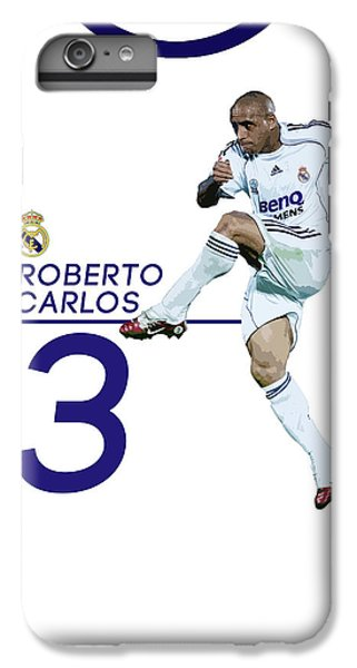 Roberto Carlos IPhone 6s Plus Case