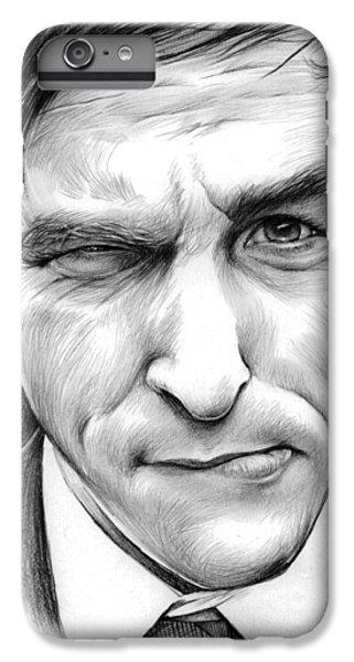 Penguin iPhone 6s Plus Case - Robin Lord Taylor II by Greg Joens
