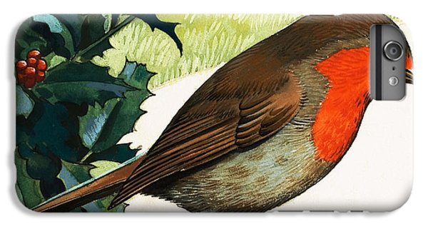 Robin Redbreast IPhone 6s Plus Case