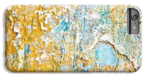 Rock Texture IPhone 6s Plus Case by Tom Gowanlock