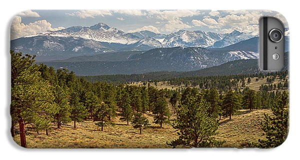 IPhone 6s Plus Case featuring the photograph Rocky Mountain Afternoon High by James BO Insogna