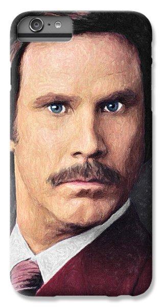 Ron Burgundy IPhone 6s Plus Case