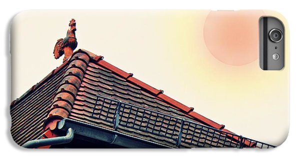 Rooster On The Roof IPhone 6s Plus Case