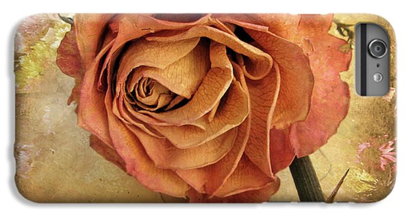 Rose iPhone 6s Plus Case - Rose  by Jessica Jenney
