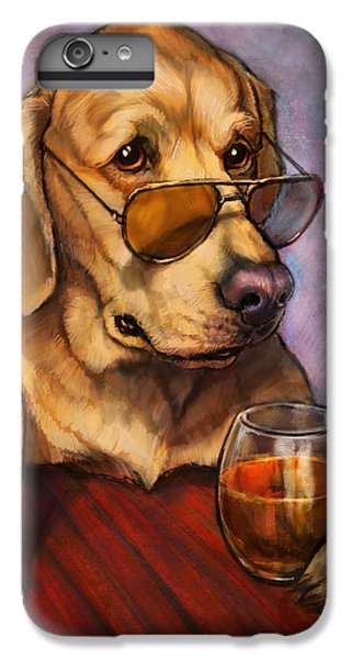 Ruff Whiskey IPhone 6s Plus Case by Sean ODaniels