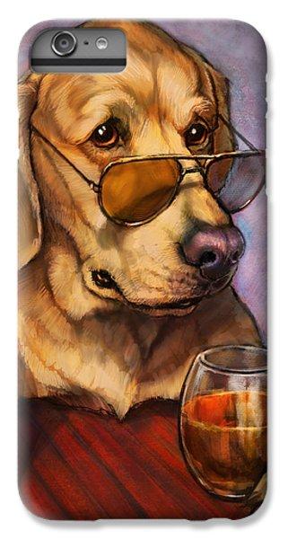 Ruff Whiskey IPhone 6s Plus Case by Sean ODaniels