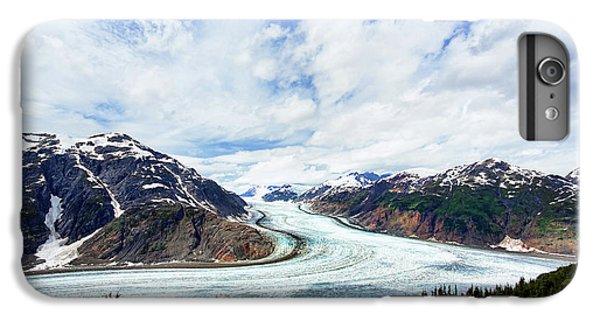 Salmon Glacier IPhone 6s Plus Case by Heidi Brand