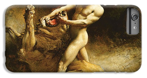 Samson's Youth IPhone 6s Plus Case by Leon Joseph Florentin Bonnat